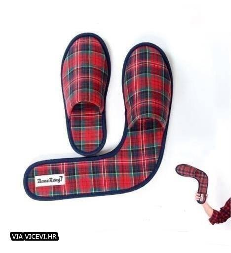Boomerang papuče za sve majke